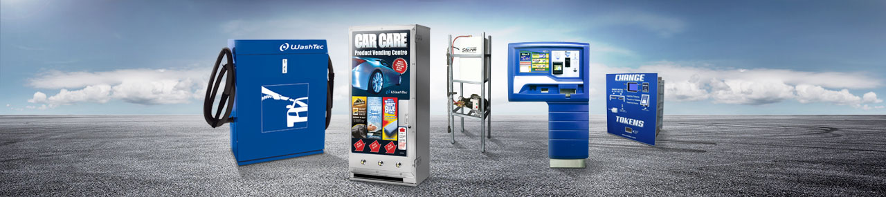 Car Wash Accessories: Self Serve Equipment