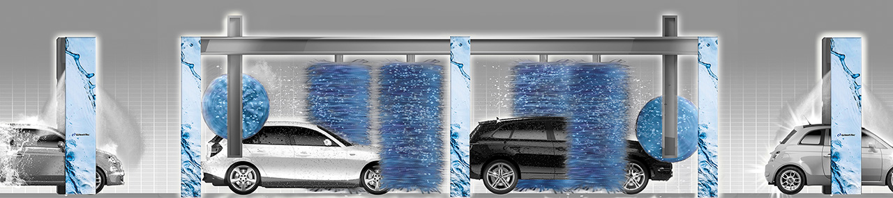Drive Through Car Wash Systems