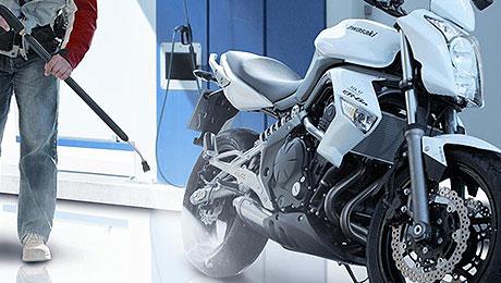 MotoWash | WashTec car wash systems