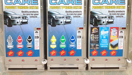 Car Wash Accessories: Self Serve Equipment | WashTec car